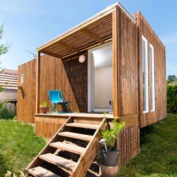 Studio de jardin Greenkub